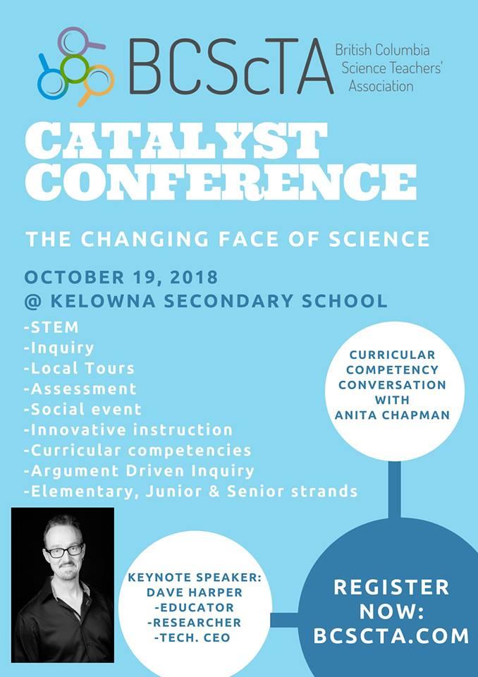 British Columbia Science Teachers' Association | A